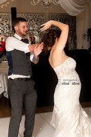 Wedding photography first dance clitheroe lancashire